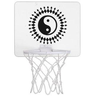 Yin Yang Mini Basketball Goal Mini Basketball Hoops