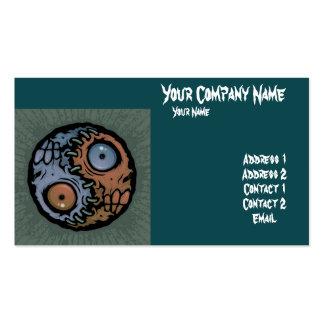 Yin Yang Monsters 2 Business Card