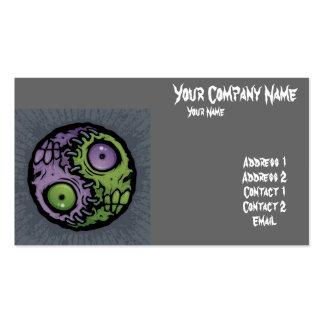 Yin Yang Monsters Business Card