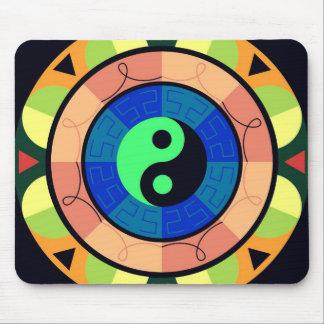 Yin Yang ! Mouse Pad
