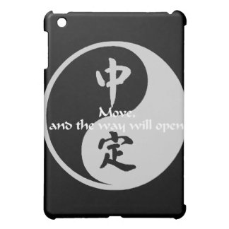 Yin Yang - Move Cover For The iPad Mini