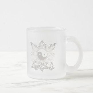 Yin Yang Namaste Mug