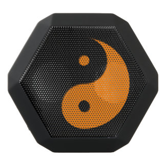 Yin Yang - naranja 1 Altavoces Bluetooth Negros Boombot REX
