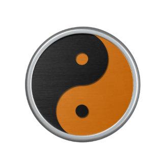 Yin Yang - naranja 1 Altavoz