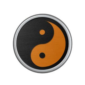 Yin Yang - naranja 1 Altavoz Bluetooth