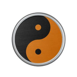 Yin Yang - naranja 2 Altavoz