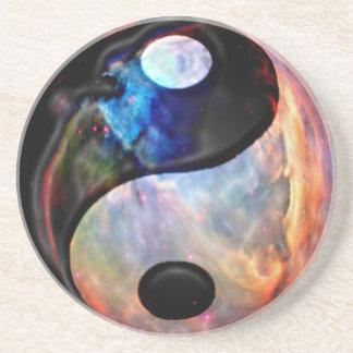 Yin Yang Nebula Coaster