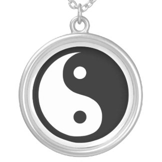Yin Yang Necklaces