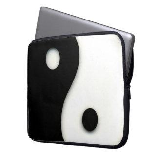 Yin & Yang Neoprene Laptop Sleeve