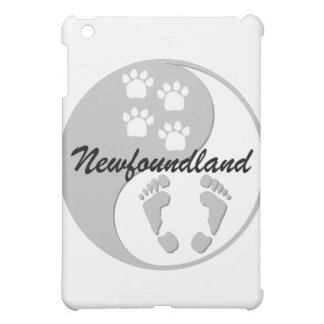 yin yang newfoundland cover for the iPad mini