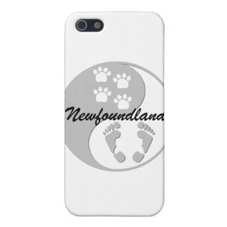 yin yang newfoundland covers for iPhone 5