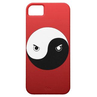 Yin Yang Ninja iPhone 5 Fundas