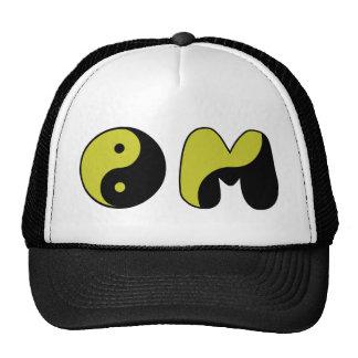 Yin Yang OM Trucker Hat