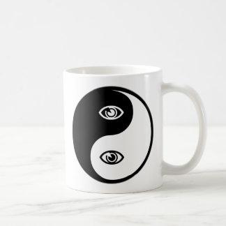 Yin Yang Optometry Coffee Mug