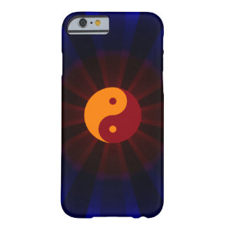 Yin Yang - orange red - Patt Barely There iPhone 6 Case