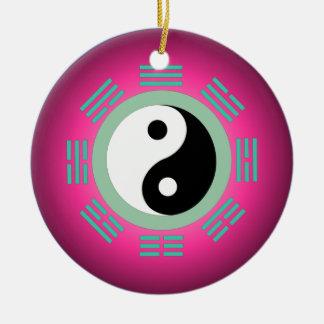 Yin Yang Ornament
