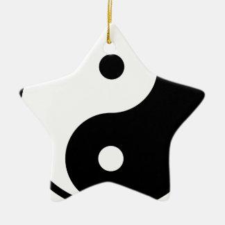 Yin Yang Ornamento Para Arbol De Navidad