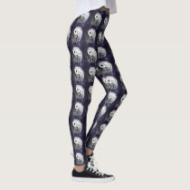 Yin Yang Owls Leggings