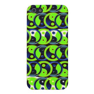 Yin Yang pattern iPhone 4 case