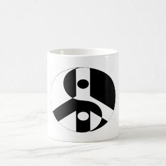 Yin Yang, Peace Coffee Mug