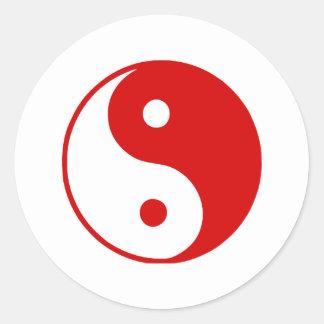 Yin Yang Pegatinas