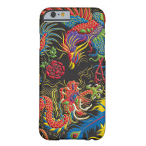 Yin Yang Phoenix and Dragon iPhone 6/6s Case