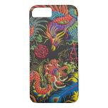 Yin Yang Phoenix and Dragon iPhone 7 Case
