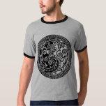 Yin Yang Phoenix T-Shirt