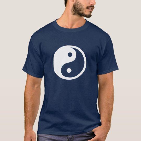 Yin Yang Pictogram T-Shirt