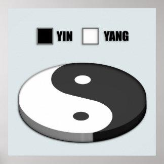 Yin Yang Pie Chart