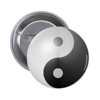 Yin Yang Pins