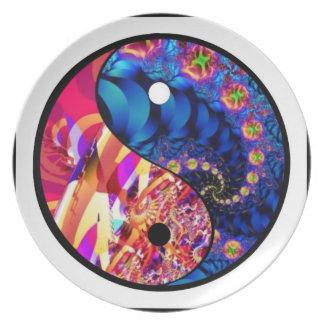 Yin-Yang Plate
