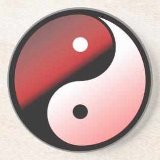 Yin Yang Posavasos Manualidades