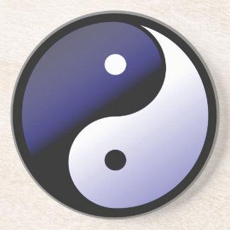 Yin Yang Posavasos Para Bebidas