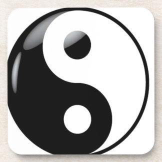 Yin yang posavasos