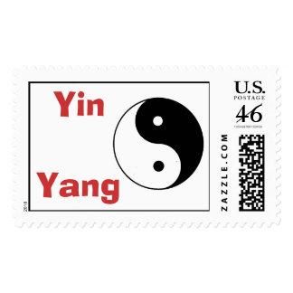 Yin Yang Postage
