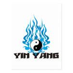 Yin Yang Postal