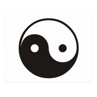 Yin Yang Postales