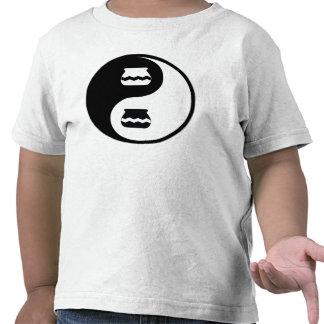 Yin Yang Pottery Tshirts