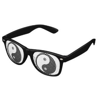 Yin Yang Power Retro Sunglasses
