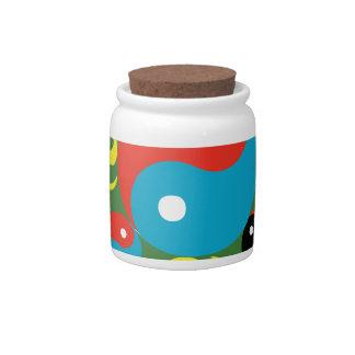 Yin Yang Qigong Candy Jar