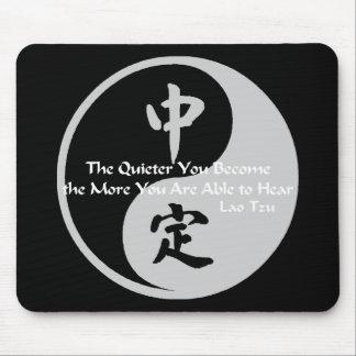 Yin Yang - Quiet Mouse Pads