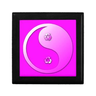 Yin Yang - Recycle Gift Box