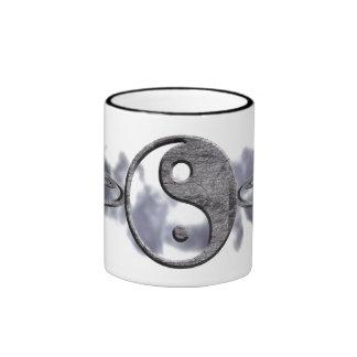 Yin Yang Ringer Mug
