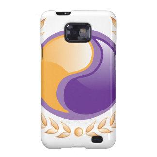 Yin Yang Samsung Galaxy S2 Carcasas