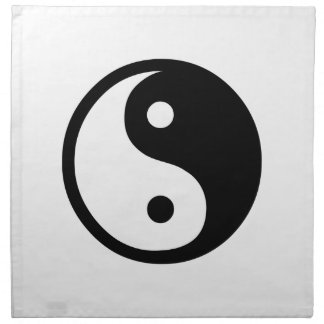 Yin Yang Servilletas