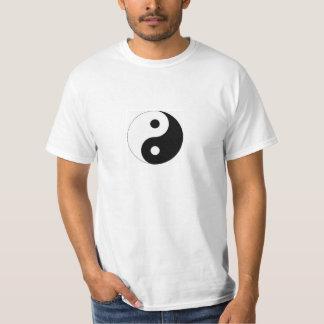 Yin Yang sign with Lao Tzu quote T-Shirt