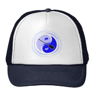 Yin-Yang Single Blade Hat