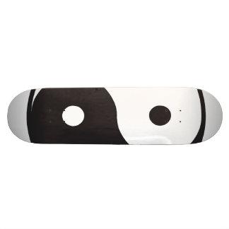 Yin Yang Skate Board Deck