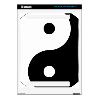 Yin Yang Skin For The Xbox 360
